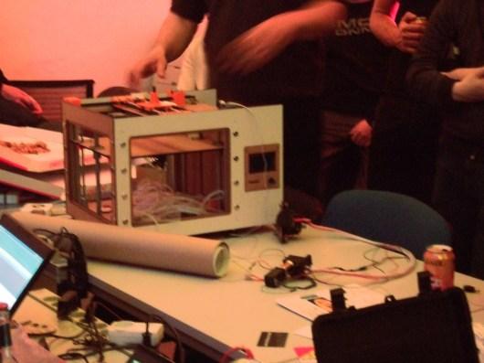 DIY CoreXY 3D Printer