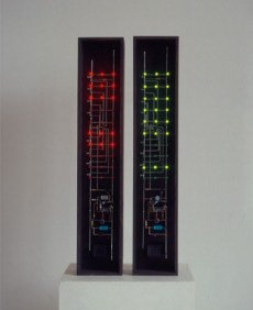 Peter Vogel's Double Light Box