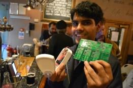[Adil Malik]'s fancy power meters