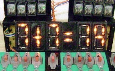 Neon 7-Segment Displays