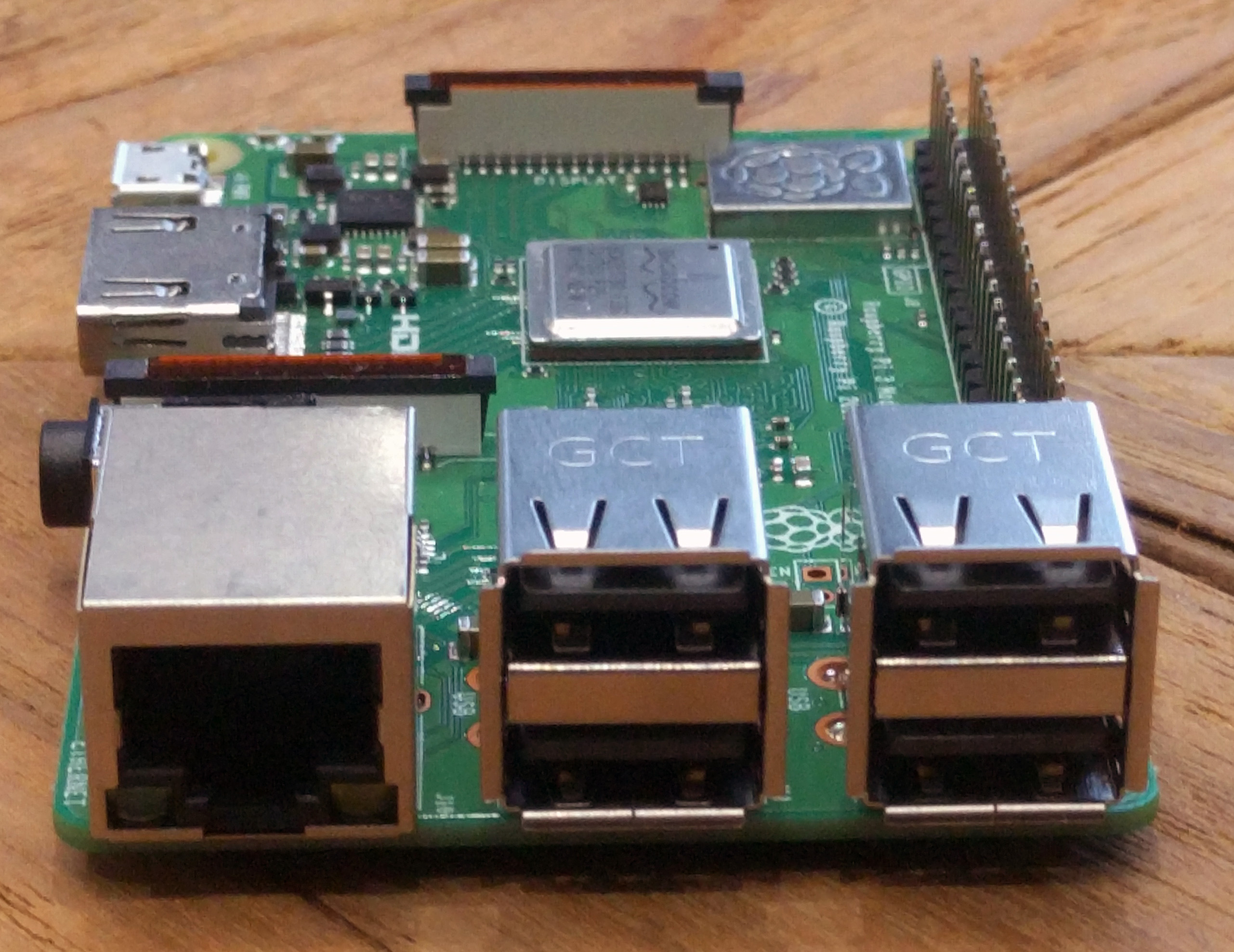 Raspberry Pi Gets Faster CPU And Better Networking In The