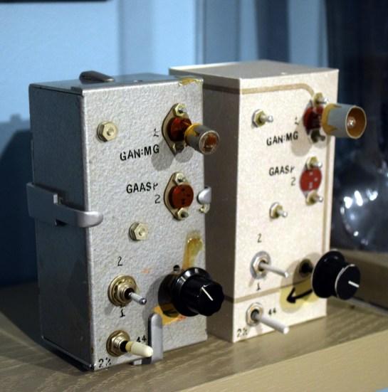Early LED prototypes