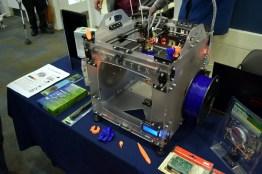 Vertex 3D printer by Velleman