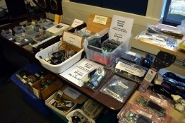 Salvaged components