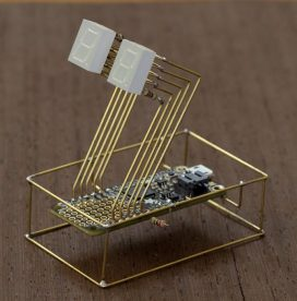 Work by @MohitBhoite featured on Hackaday