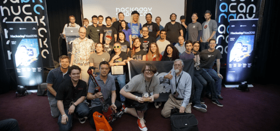 Hackaday Prize winners