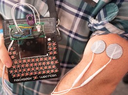 skin electrodes