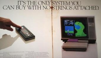 Nintendo AVS Ad 1984