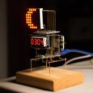 Freeform Astronomical Clock
