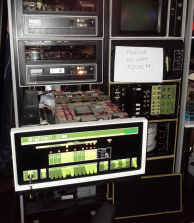 PDP-8 lab edition, brought back to working at 35C3