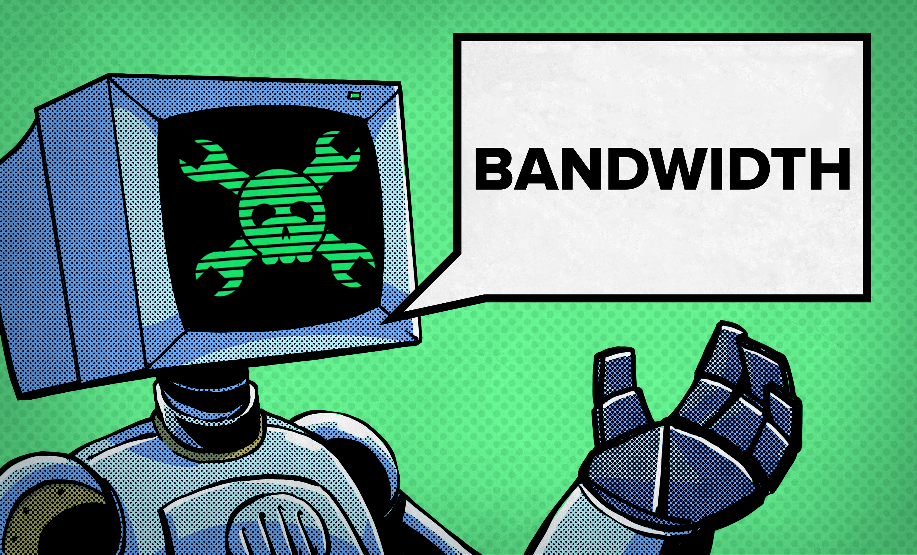 Say it With Me: Bandwidth