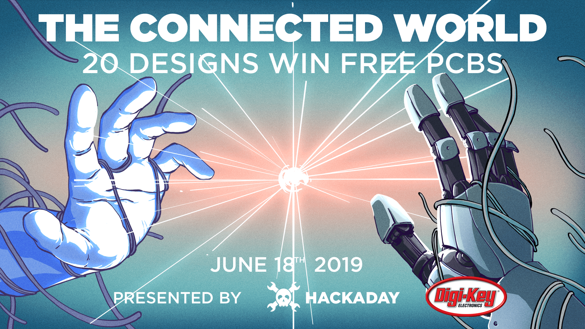 New Contest: Connected World
