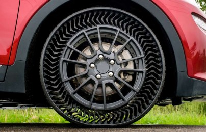 Michelin Uptis design planned for 2024