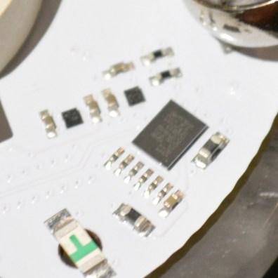 Chip-scale radio module