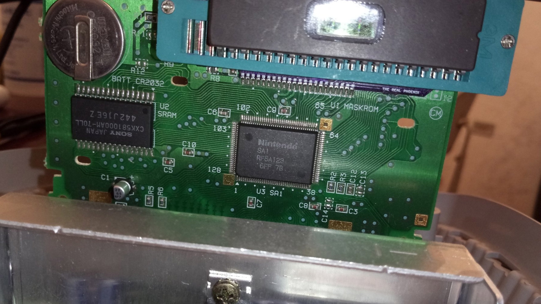 Adding A Co-Processor To Help SNES Games With Slowdown
