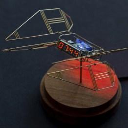 mohit-bhotie-tie-interceptor-circuit-sculpture-clock