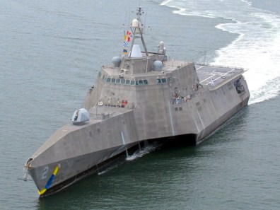 Austal's Independence-class