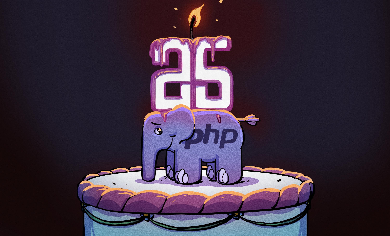 Chúc mừng sinh nhật PHP (1995 – 2020)