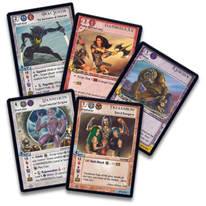 Ophidian 2350 Cards