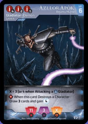 Azulor Apok - Level 4