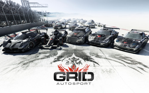 Grid AutoSport Key generator NO Survey