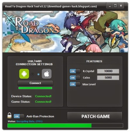 Road To Dragons Hack Tool