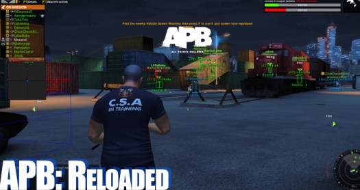 apb relaoded