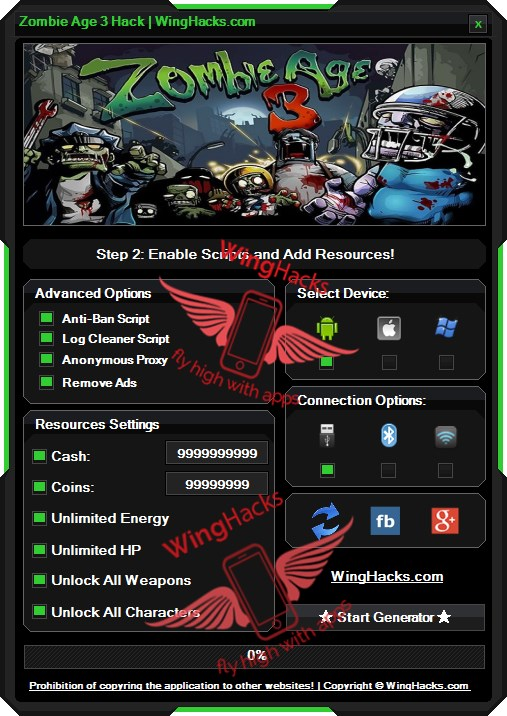 Zombie Age 3 Hack Cheat Trick Codes Download No Survey solution which will help you in game