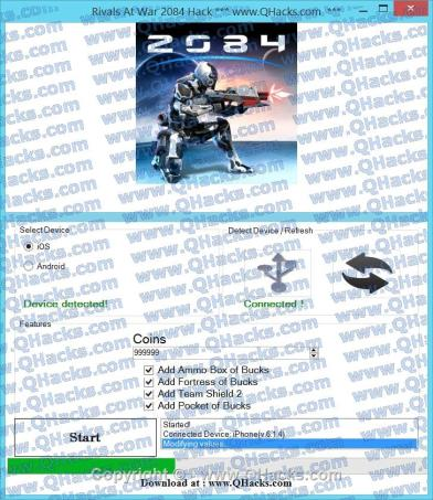Rivals At War 2084 Hack Cheats AND Tricks