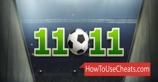 11*11: New Season how to use Cheat Codes and Hack Money and Gold