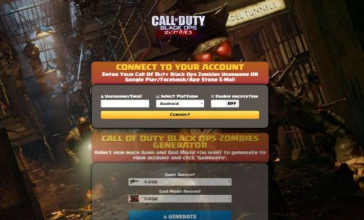 Call Of Duty: Black Ops - Zombies hack 2019