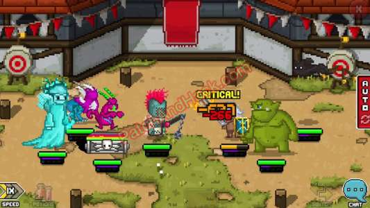 Bit Heroes Patch and Cheats money, coins