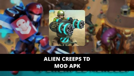 Alien Creeps TD Featured Cover