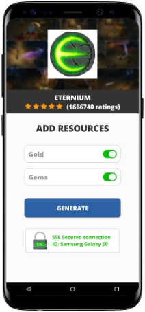 Eternium MOD APK Unlimited Gold Gems