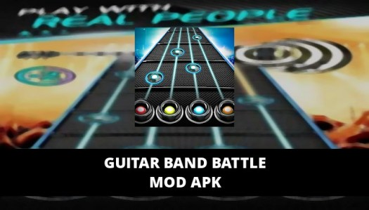 Guitar Band Battle Featured Cover