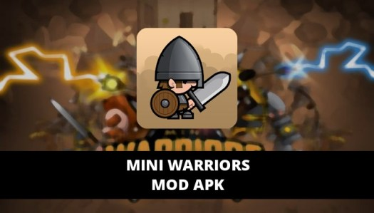 Mini Warriors Featured Cover