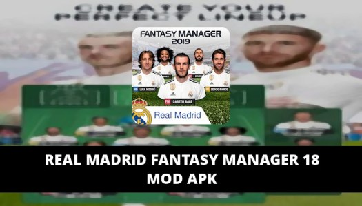 Real Madrid Fantasy Manager 18 Featured Cover