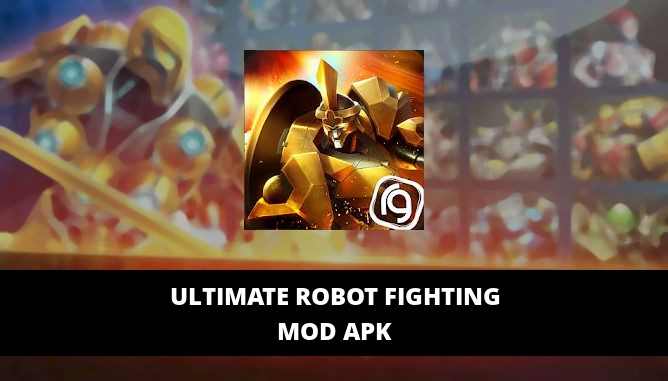 Ultimate Robot Fighting Featured Cover
