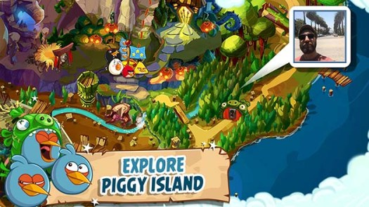Angry Birds Epic RPG screenshot 3