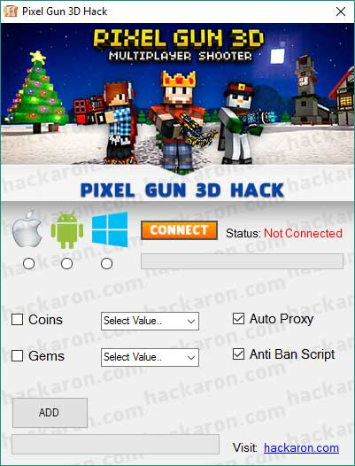 Pixel-gun-3d-hack-free-coins-gems-download-clean-2017