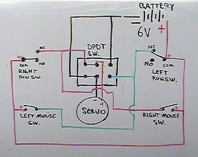 wiring diagram1 hp mouse wiring diagrams wiring diagrams Basic Electrical Wiring Diagrams at edmiracle.co