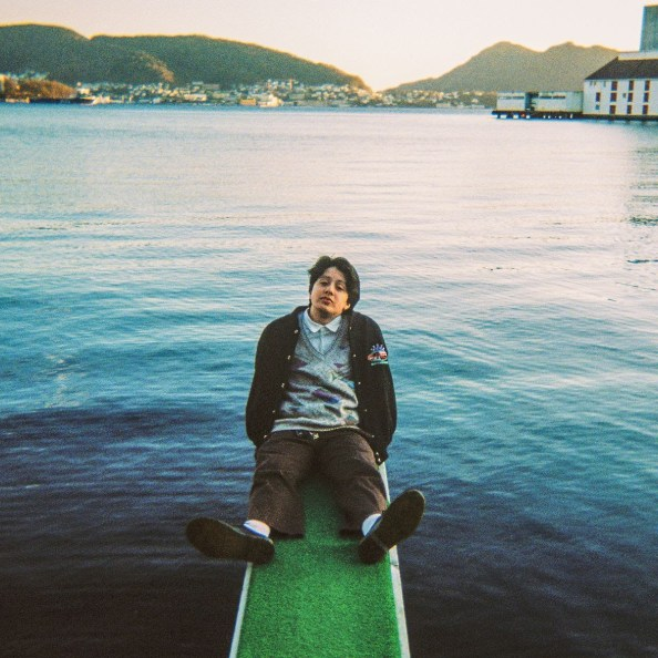 BOY PABLO ANNOUNCES DEBUT ALBUM