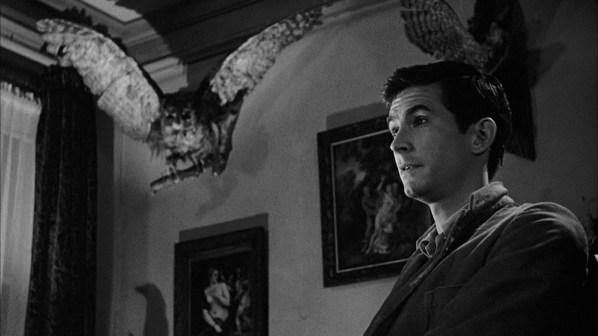 Screenshot Psycho 1960 Hitchcock