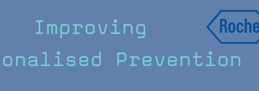 Improving personalised prevention at Hack Healthcare