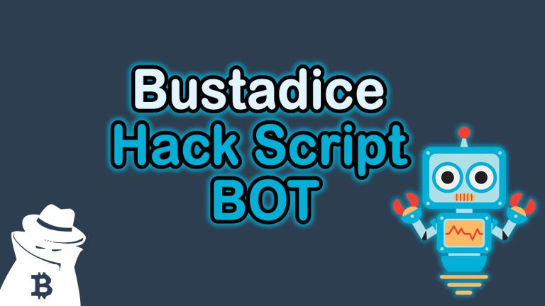 Bustadice Hack Script BOT 2021