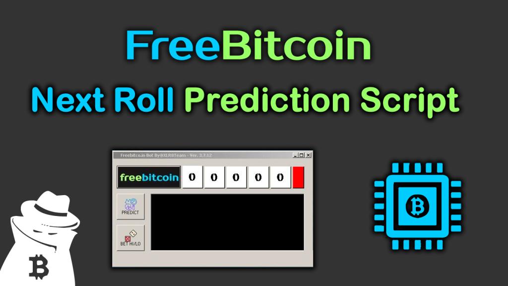 Freebitcoin 🎰 Next Roll Prediction Script 🚀 2021