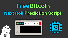 Freebitcoin Next Roll Prediction Script 2021