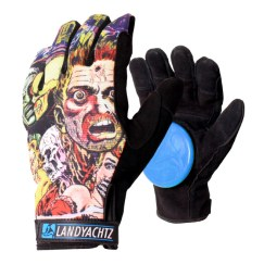 Landyachtz Comic Book Slide Gloves