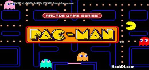 Ms. PAC-MAN by Namco