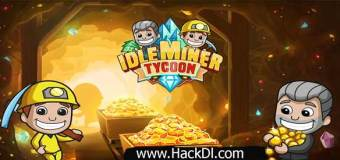 Idle Miner Tycoon MOD 1.51.1 (Hack,Unlimited Money) Apk